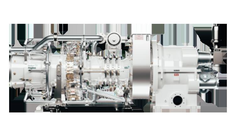 NovaLT™5-1 gas turbine (5.5 MW, 50/60 Hz)